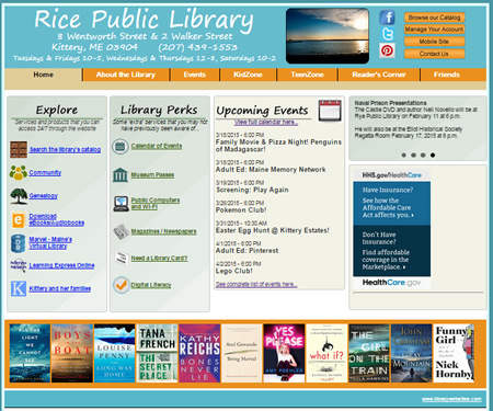 Rice Public Library