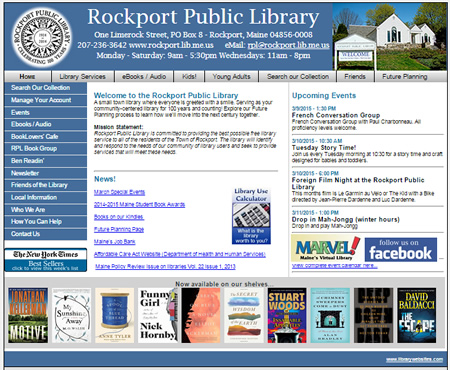 Rockport Public Library