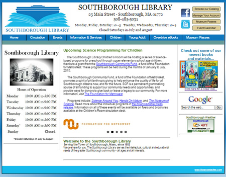 Southborough Public Library